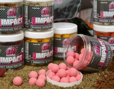 Mainline Baits High Impact 15mm Pop Ups - All Flavours Available