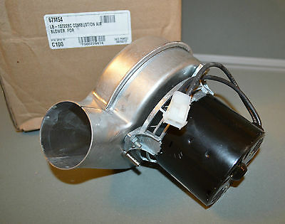 New Lennox 67M54 Draft Inducer Motor LB-107228C Combustion Air Blower