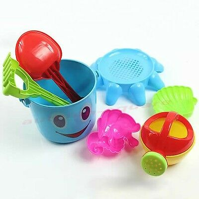 New Lovely Cute Child Beach Toy Large Hourglass Sand Tools Baby Bath Toys Set