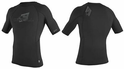 O'Neill Rash Guard Lycra Black