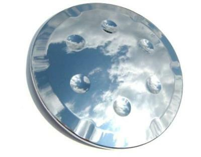 Chrom Tankdeckel Cover für VW New Beetle ab Facelift 2007
