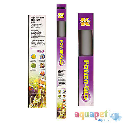 Hagen Power-GLO Fluorescent Aquarium Bulb Tube