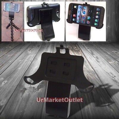Smart Cell Phone Tripod Mount Holder Adapter Fit Samsung GALAXY Note 2 N7100