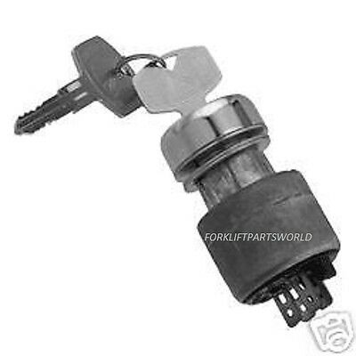 Nissan Forklift Ignition Switch - Parts H01