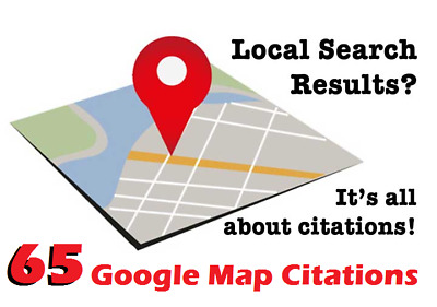 Optimize your Google Places Listing with 65 Maps PLUS Citation,Google Rank,SEO !