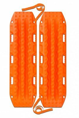 Maxtrax 4WD Recovery Tracks - Sand Mud Snow Offroad Camping MADE IN AUS - ORANGE
