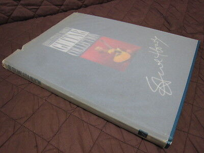 Steve Howe Guitar Collection UK Book Hardcover Yes Asia GTR Gibson ES-345 175