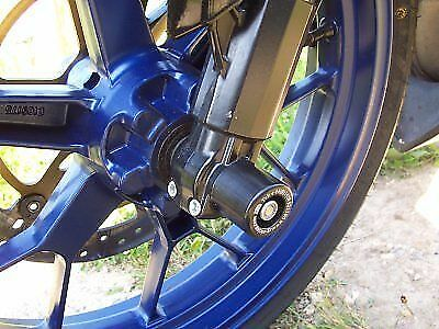 R&G Fork Protectors APRILIA RS125  2006 For spindles with internal nut/bolt