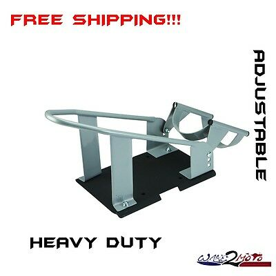 Motorcycle Stand Wheel Chock Pit Trailer Stop replaces Condor PSTK-6400 PS-1500