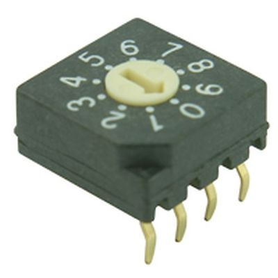 Binary Coded BCD Rotary Switch Decimal