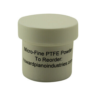 PTFE Powder - Lubricant for Grand Piano Knuckles