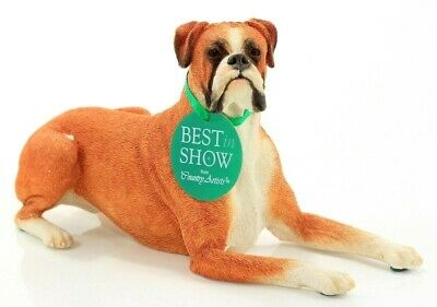 "Best in Show ""boxer lying* No: 03953-rare"