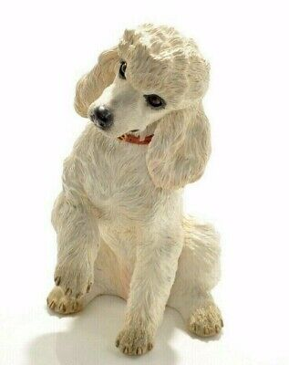 "Top Dogs ""Poodle - White* No: 02614-rare"