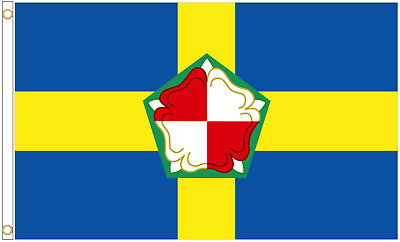 Pembrokeshire County Wales 5'x3' Flag