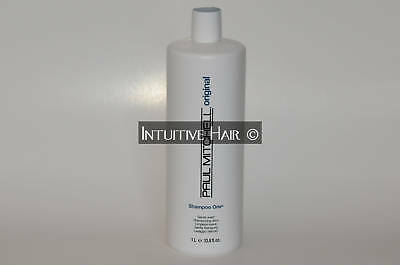 Paul Mitchell Shampoo One Original 1000ml (33.8 fl oz)