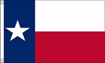 Texas State United States of America 5'x3' Flag