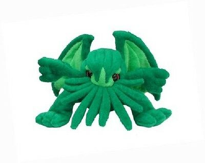HP Lovecraft Cthulhu Small Plush by Toy Vault, NEW!