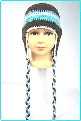 Baby Boy /Girl /Toddler Winter Knit Crochet Hat Beanie Clothes Cap Fashion Gift