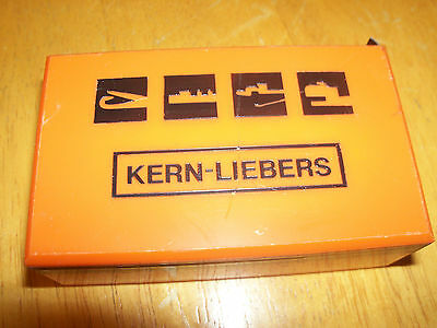 Kern-Liebers Textile Machine Needles/sinkers - Box Of 250 - New - Free Shipping