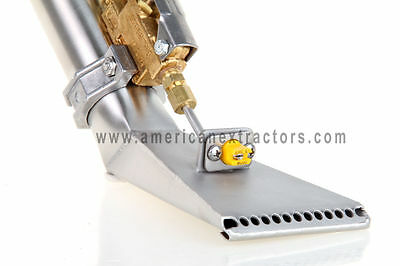 Higher Velocity Auto Detail Upholstery Wand USA PMF extractor carpet cleaning