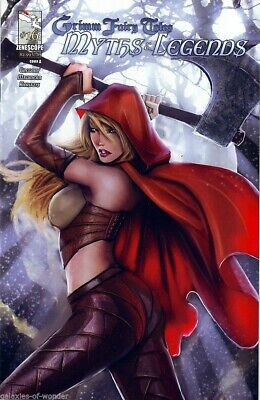Zenescope 18A cover Myths /& Legends #18 Grimm Fairy Tales