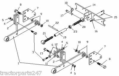 3 point hitch parts diagram tractor repair and service manuals 2003 dodge ram 5 7 hemi engine diagram moreover dodge ram serpentine besides tractor bucket thumb