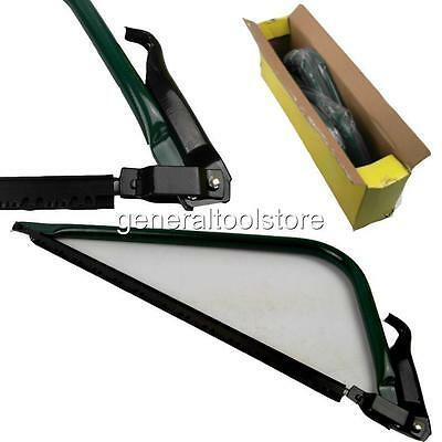 """Bow Saw 21"""" 525 Mm Tree Pruning Branches Hardened Blade Bowsaw"""