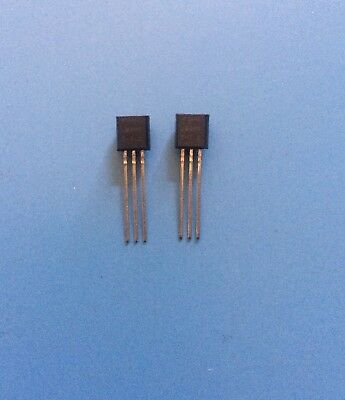 10 x lm285z-1.2 voltage reference 1,235 V NS to-92 10pcs