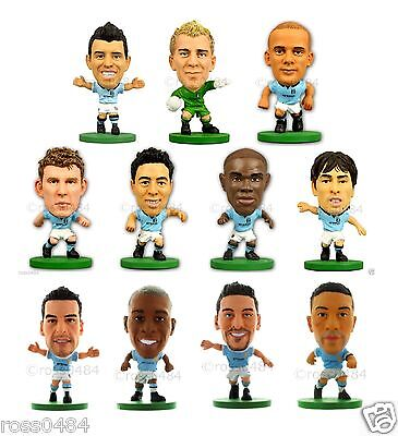 Manchester City *CLEARANCE* SoccerStarz Figures Players Figurines Official