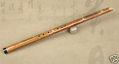 Quality Bamboo Flute Xiao Instrument Chinese Shakuhachi Travel Size