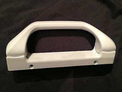 Milgard Smart Touch Sliding Door Handle White Color Or Tan