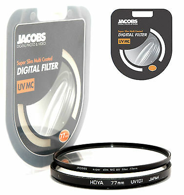 Jacobs Super slim UV Multi Coated MC filter 67mm for nikon canon sony        NEW