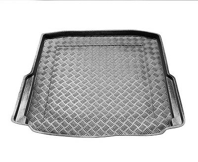 TAILORED PVC BOOT LINER MAT TRAY Skoda Octavia III HB since 2013