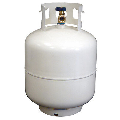 new worthington 30lb propane tank lpg vertical cylinder