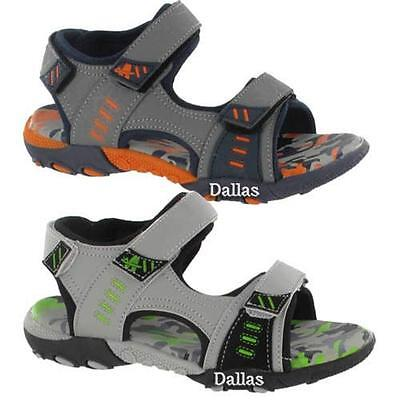 BOYS SUMMER SANDALS GIRLS INFANTS WALKING HIKING SURFING TRAIL BEACH SHOES SIZE