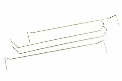 Replacement saddle retaining wire for WIRED ABR-1 bridge, 4 pack