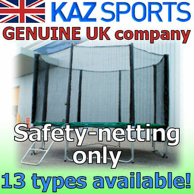 Replacement Trampoline Safety-Net Enclosure / Surround