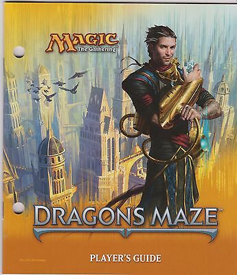 MTG Dragon's Maze Player's Guide (from fat pack)