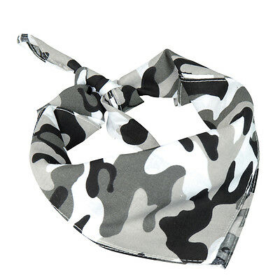 Army URBAN CAMO BANDANA - 100% Cotton Camouflage Military Neckerchief Scarf