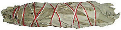 "White Sage Smudge Stick / Wand 3-4"" House Cleansing Remove Negativity Ceremonial"