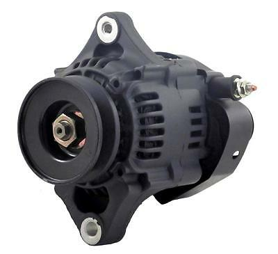 New Mini Denso Type Self Exciting 60 Amp Alternator Low Mount 93Mm 8162 1-Wire