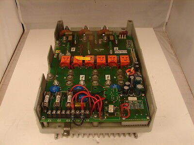 Control Techniques Mentor 565-857-000 20Hp Dc Drive In: 460V Out: 500Vdc *xlnt*