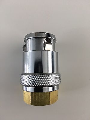 "H-4660A LARGE BORE CHUCK 1/4"" NPT FEMALE THREAD Haltec large bore chuck 48WC42"