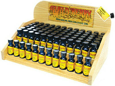Wildberry Oil 1/2 oz: Pick The Scent (Wild Berry Perfume Oils, Fragrance Oil)