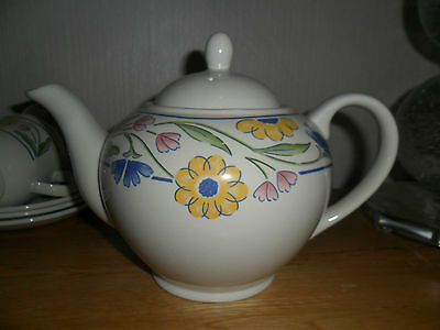 STAFFORDSHIRE SUMMER MEADOW TEAPOT