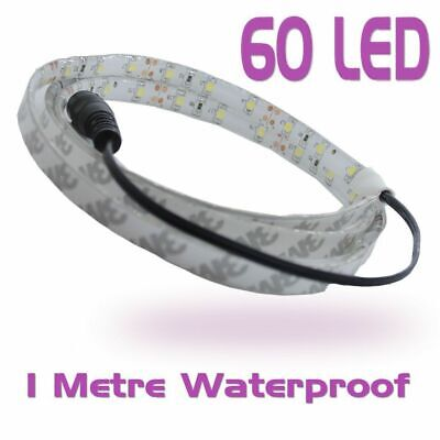 1 Metre IP65 Waterproof  DIMMABLE LED Strip Tape,  100CM 1M 12V 60 SMD LED