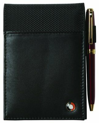 Sheaffer 100% Full Grain Leather and 1680D Ballistic Jotter Notepad