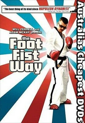 The Foot Fist Way DVD NEW, FREE POSTAGE WITHIN AUSTRALIA REGION 4