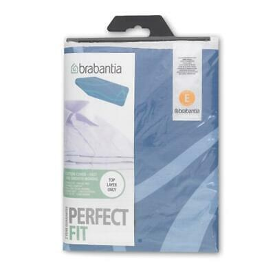 BRABANTIA IRONING BOARD COVER SIZE E 135 x 49 cm - ASSORTED PATTERNS