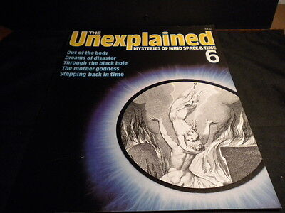 The Unexplained Orbis Issue 6 - The disembodied self